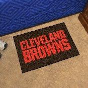 NFL - Cleveland Browns Starter Mat 19