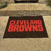 NFL - Cleveland Browns All-Star Mat 33.75