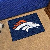 NFL - Denver Broncos Starter Mat 19