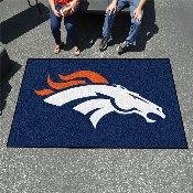 NFL - Denver Broncos Ulti-Mat 59.5