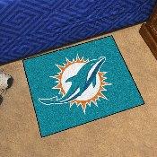 NFL - Miami Dolphins Starter Mat 19