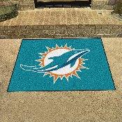 NFL - Miami Dolphins All-Star Mat 33.75