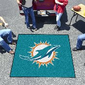 NFL - Miami Dolphins Tailgater Mat 59.5