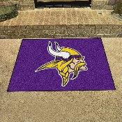 NFL - Minnesota Vikings All-Star Mat 33.75