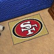 NFL - San Francisco 49ers Starter Mat 19