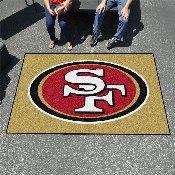 NFL - San Francisco 49ers Ulti-Mat 59.5