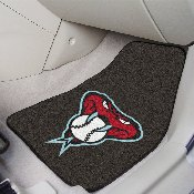 "Arizona Diamondbacks 2-pc Carpet Car Mat Set - 17""x27"""
