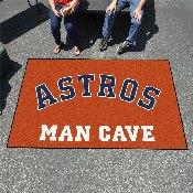Houston Astros Man Cave UltiMat - 59.5