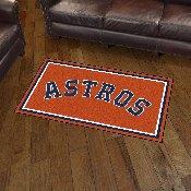Houston Astros Rug