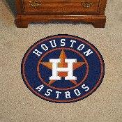 Houston Astros Roundel Mat - 27