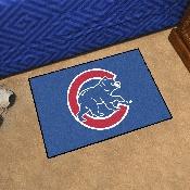 Chicago Cubs Starter Mat - 19