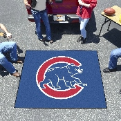 Chicago Cubs Tailgater Mat - 59.5