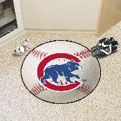 Chicago Cubs Baseball Mat - 27