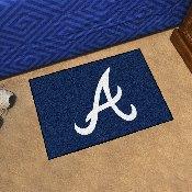 Atlanta Braves Starter Mat - 19