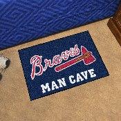 Atlanta Braves Man Cave Starter - 19