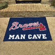 Atlanta Braves Man Cave All-Star - 33.75