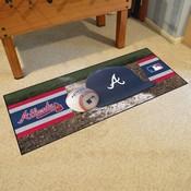 Atlanta Braves Baseball Runner - 30