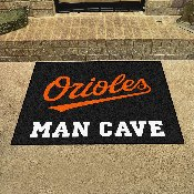 Baltimore Orioles Man Cave All-Star - 33.75