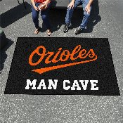 Baltimore Orioles Man Cave UltiMat - 59.5