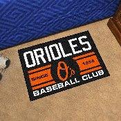 Baltimore Orioles Starter Mat - 19