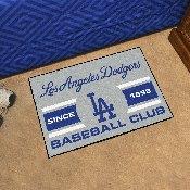 Los Angeles Dodgers Starter Mat - 19