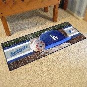 Los Angeles Dodgers Baseball Runner - 30