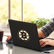 NHL - Boston BruinsMatte Decal 5 x 6.25