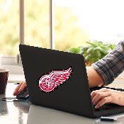 NHL - Detroit Red Wings Matte Decal 5 x 6.25