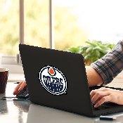NHL - Edmonton Oilers Matte Decal 5 x 6.25