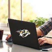 NHL - Nashville Predators Matte Decal 5 x 6.25