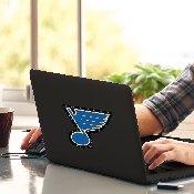 NHL - St Louis Blues Matte Decal 5 x 6.25