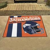 Denver Broncos Dynasty Starter Mat 19