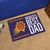 Phoenix Suns Starter Mat - World's Best Dad - 19