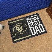 Colorado Starter Mat - World's Best Dad - 19