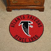 Atlanta Falcons Vintage Roundel Mat