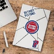 NBA - Detroit Pistons Decal 3-pk 5 x 6.25