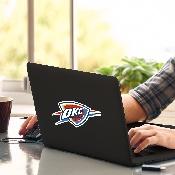 NBA - Oklahoma City Thunder Matte Decal 5 x 6.25