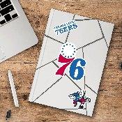 NBA - Philadelphia 76ers Decal 3-pk 5 x 6.25