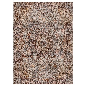 Artisan Old English Style Traditional Rug - 8' x 10' - Red