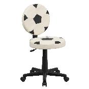 Soccer Swivel Task Office Chair