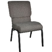 Advantage Fossil Church Chair 20.5 in. Wide