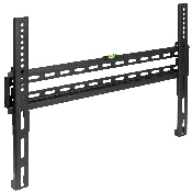 FLASH MOUNT Fixed TV Wall Mount with Built-In Level - Max VESA Size 600 x 400mm - Fits most TV's 32