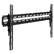FLASH MOUNT Tilt TV Wall Mount with Built-In Level - Max VESA Size 600 x 400mm - Fits most TV's 40