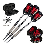 Viper Pitbull Tungsten Soft Tip Darts Diamond Cut Barrel 18 Grams