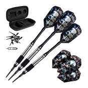 Viper Desperado Tungsten Death Mark Soft Tip Darts 1 Knurled Ring 18 Grams