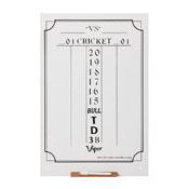 Viper Large Cricket Dry Erase Scoreboard
