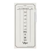 Viper Small Cricket Dry Erase Scoreboard