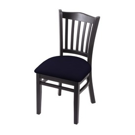 """3120 18"""" Chair with Black Finish and Canter Twilight Seat"""