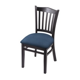 """3120 18"""" Chair with Black Finish and Rein Bay Seat"""