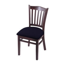 """3120 18"""" Chair with Dark Cherry Finish and Canter Twilight Seat"""